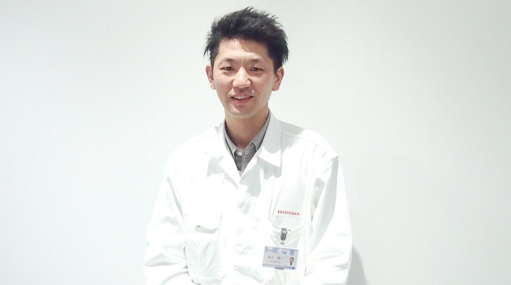 取材協力:株式会社本田技術研究所 四輪R&Dセンター 高久 晃一さん